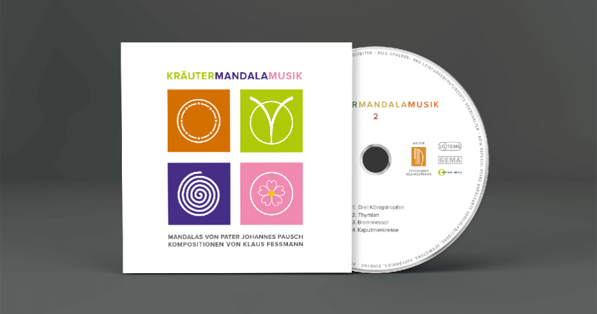 Kräuter Mandala Musik