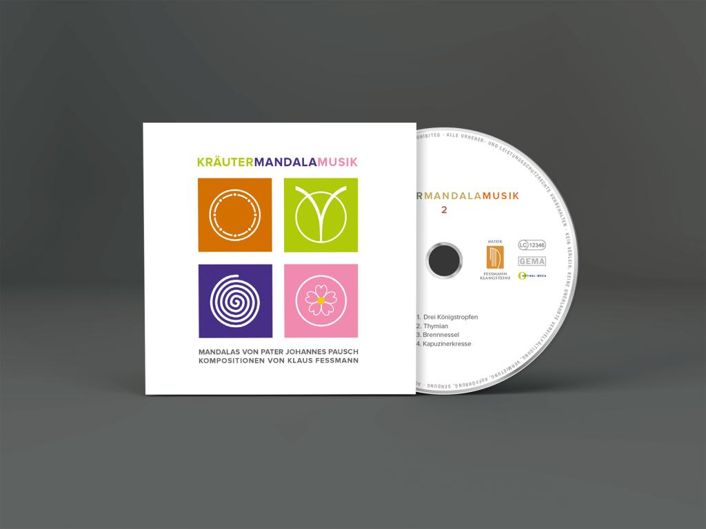 Kräuter-Mandala-Musik